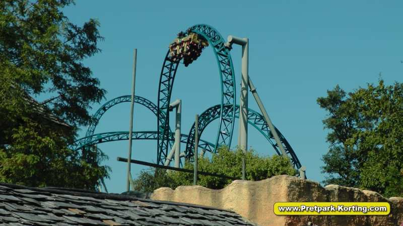 Plopsaland de Panne - Anubis the ride