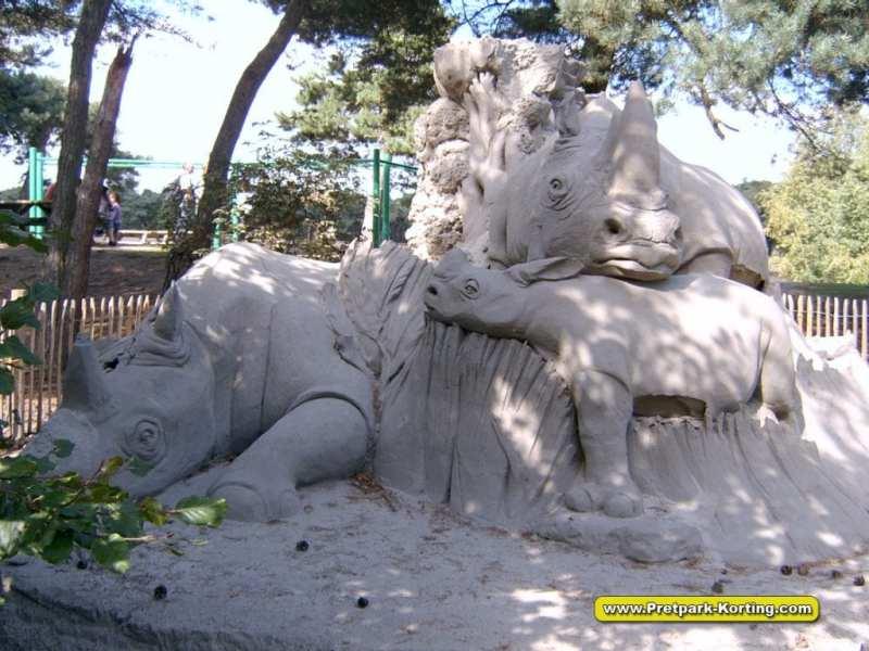 Safaripark Beekse Bergen korting trip report blog 3