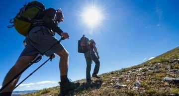 Alternative Sport: Hiking