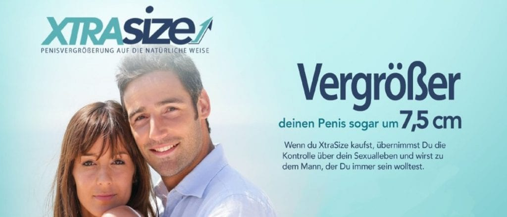 XTRAsize banner