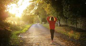 Help Your Brain and Heart by Walking