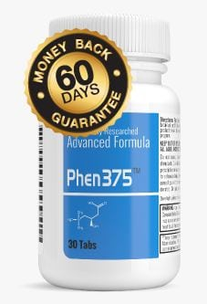 Phen375 Reviews 60 days money back Guarantee