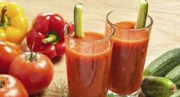 Gemüse-Säfte als Energie-Lieferanten