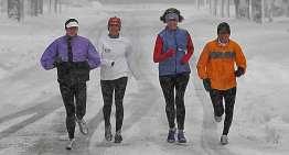 Laufen gehen trotz Minusgraden?