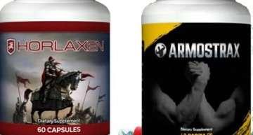 Horlaxen & Armostrax: Betrug! Bevor Sie diese Produkte kaufen sollten Sie unbedingt den folgenden Artikel lesen!