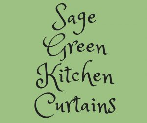 sage green kitchen curtains uk us for