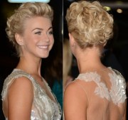 curly hair updos hairstyles 2017
