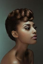 outstanding braided mohawk hairstyles