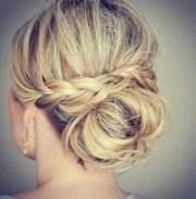 updo hairstyles thin hair