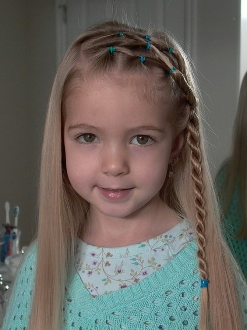 Hairstyles For Little Girls Hairstyles 2017 Hair Colors And
