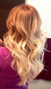 inspiring blonde ombre hair ideas