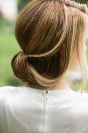 modern tendencies of elegant hairstyles