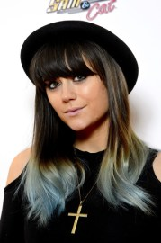 2014 fall winter 2015 ombre hair