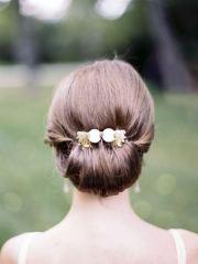 soft & tender medium wedding hairstyles