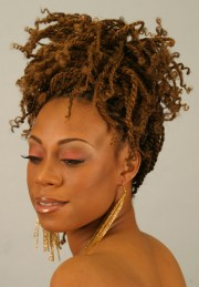 natural twists hairstyles 2015