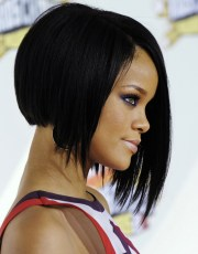 stylish bob hairstyles black