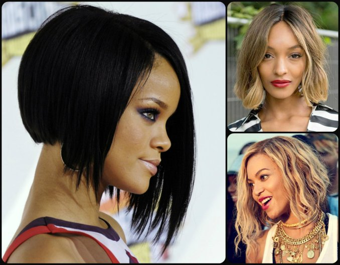 stylish bob hairstyles for black women 2015 | hairstyles
