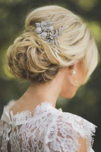 Best Bridal Updo Hairstyles for Summer Weddings 2015 ...