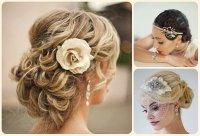 Best Bridal Updo Hairstyles for Summer Weddings 2015 ...