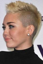 stylish extra short hairstyles