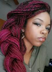 top trendy box braids hairstyles
