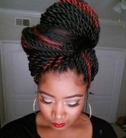 whimsical twist hairstyles