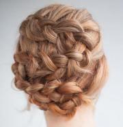 modern & classy french braids hairstyles