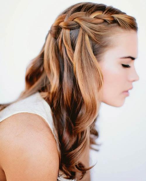 Modern & Classy French Braids Hairstyles Hairstyles 2017 Hair