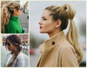 everyday ponytail hairstyles 2015
