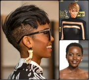 jazzy black women short hairstyles