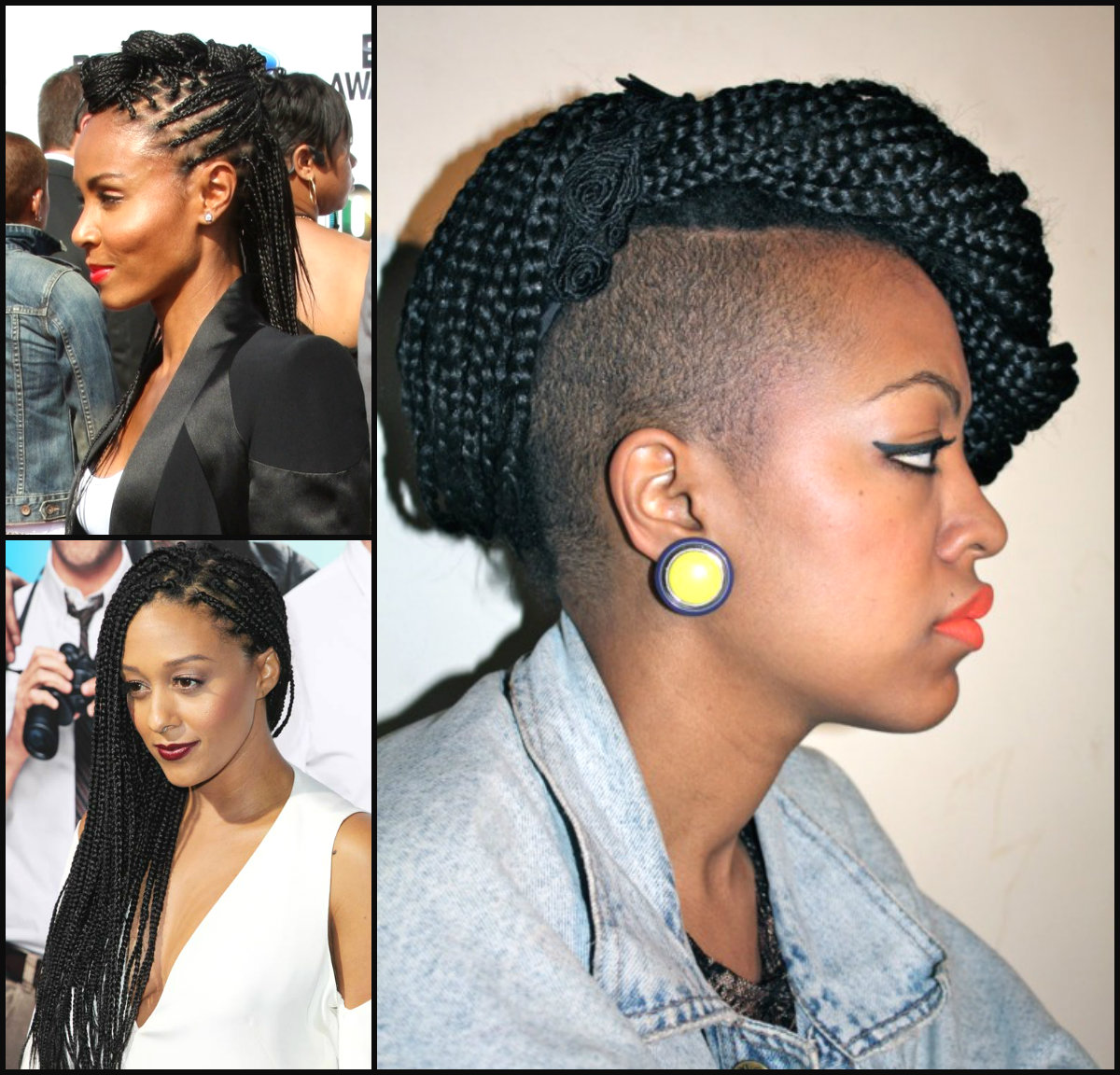 Small Box Braids Really Rock Hairstyles 2017 Hair Colors And
