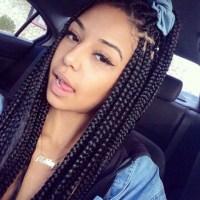 Fabulous Long Box Braids Hairstyles | Hairstyles 2017 ...