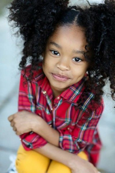 Black Lil Girl Hairstyles Braids