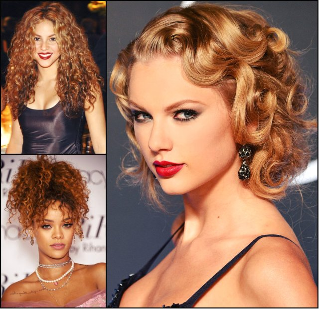 celebrity flirty curly hairstyles | hairstyles 2017, hair