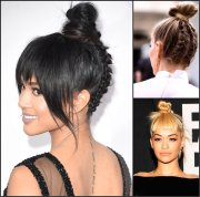 bun hairstyles archives