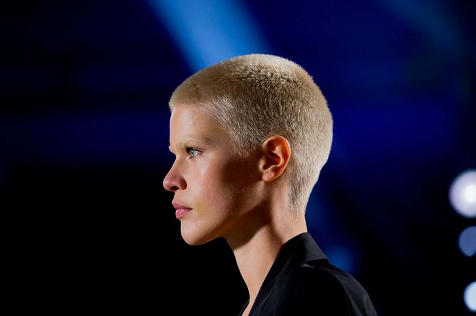Amazing Women Buzz Cut Hairstyles  Hairstyles 2017 Hair Colors and Haircuts