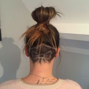 cool undercut female hairstyles