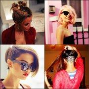 dainty school hairstyles