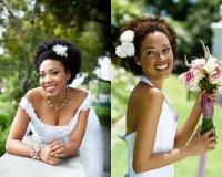 Black Women Wedding Afro Hairstyles | Hairstyles 2017 ...