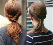 strict office work hairstyles 2017