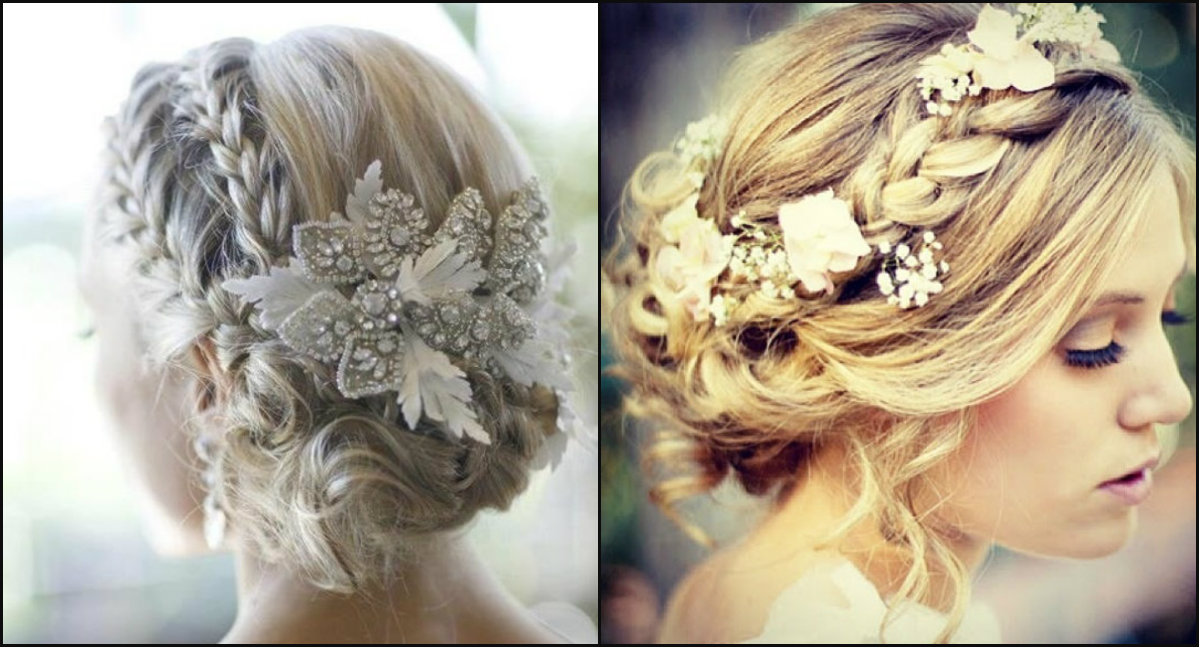 Lovely Wedding Braids Hairstyles 2017  Hairstyles 2017