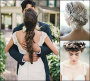 lovely wedding braids hairstyles