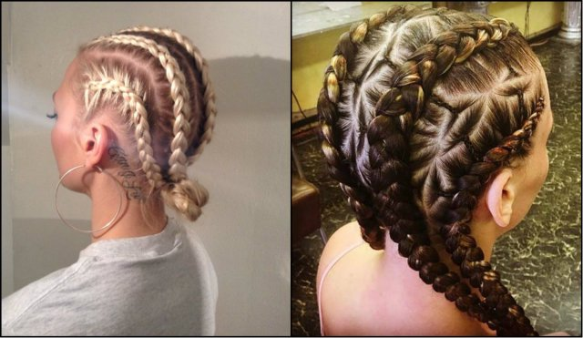 white girl box braids hairstyles to try now | pretty