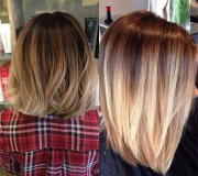 fascinating ombre bob hairstyles