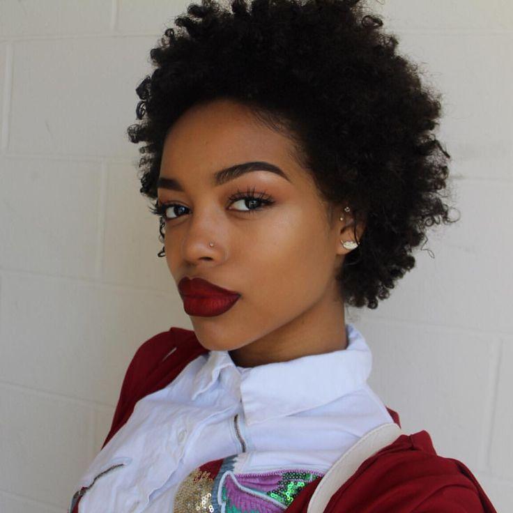 Black Women Short Afro Hairstyles  PrettyHairstylescom