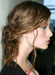 summer wet hairstyles cool