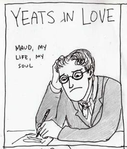 Yeats in Love - Cropped