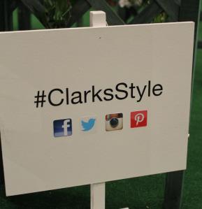 Clarks SS14 Press Day – Spring Garden #ClarksStyle