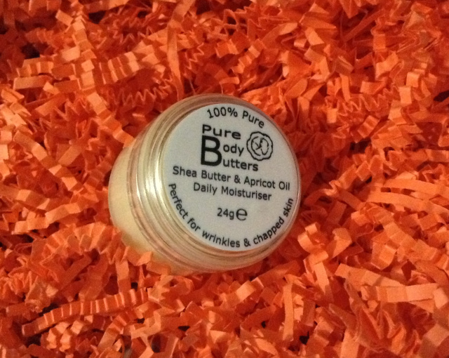100% Pure Body Butters – Shea butter & Apricot Oil
