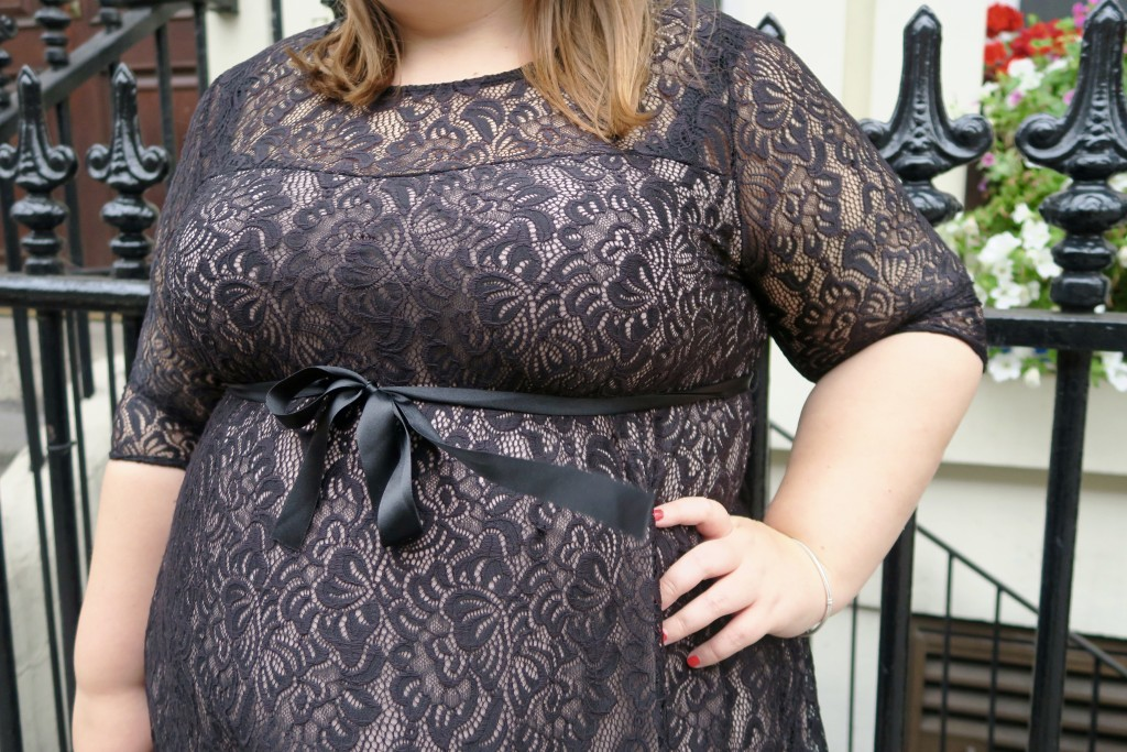 Plus Size Maternity Dress Review